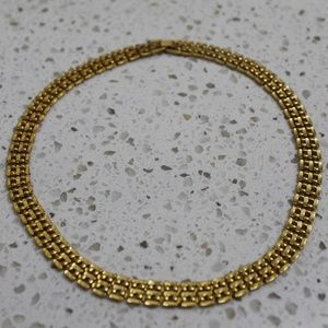 Gold-Tone Fashion Necklace 15""